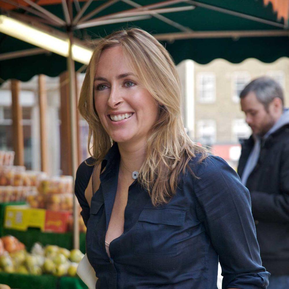 Nutritionist Amelia Freer