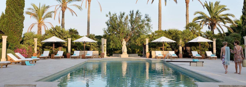 Swimming pool in Mallorca