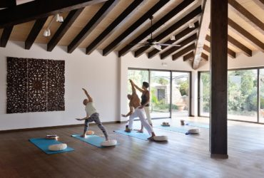 Yoga studio in Mallorca