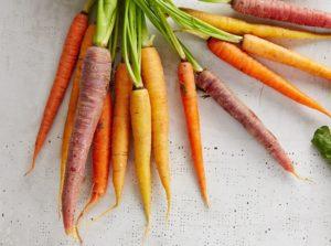 carrots liver detox