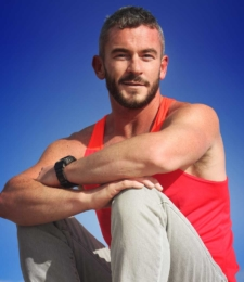 Personal trainer Chris Manning