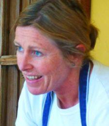 Chef Miranda Martin