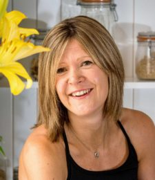 Nutritional therapist Tanya Borowski