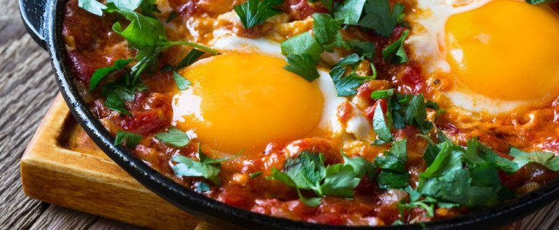 Berber eggs